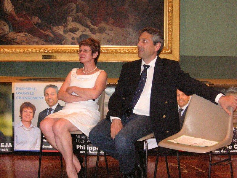 Philippe et Geneviève