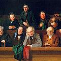 Devant le jury