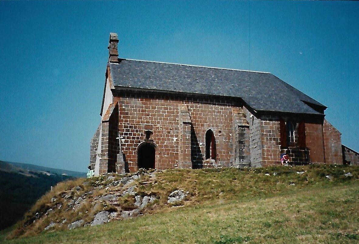 Pèlerinage dans les Monts Dore