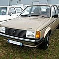 Simca horizon sx automatique (1979-1982)