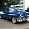 Chevrolet bel air nomad 2door wagon de 1956 01