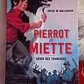 Pierrot et miette - sophie de mullenheim