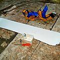 Customisation d'une planche de <b>snowboard</b>