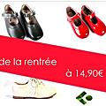 Un nouveau bon plan <b>chaussures</b> Filles & Garçons !!