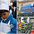 Ratatouille, l'attraction de <b>Disney</b> qui cartonne & notre participation à la plus grande ratatouille du monde ! {Chez Remy}