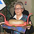 Bressuire-the-scot celebrates haggis and robert burns