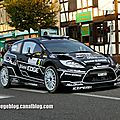 Ford fiesta RS WRC (Hirvonen)(Rallye de France 2011) 01