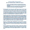 Observatoire ireb 2012 « les français et l'alcool » : 60 % des français ont déjà « soufflé dans le ballon » - ireb