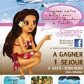 Concours gagner mon billet pour cosmetic academy à tahiti