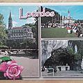 Lourdes datée 2003