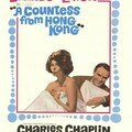 La comtesse de honk-kong (a countess from hong kong) (1967) de charles chaplin