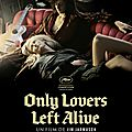 Only lovers left alive de <b>Jim</b> <b>Jarmusch</b>
