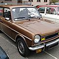 <b>Simca</b> <b>1100</b> Special 2 portes 1972-1974