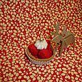 Tartelette à la fraise pour Chez Bogato
