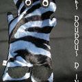 doudou zebre