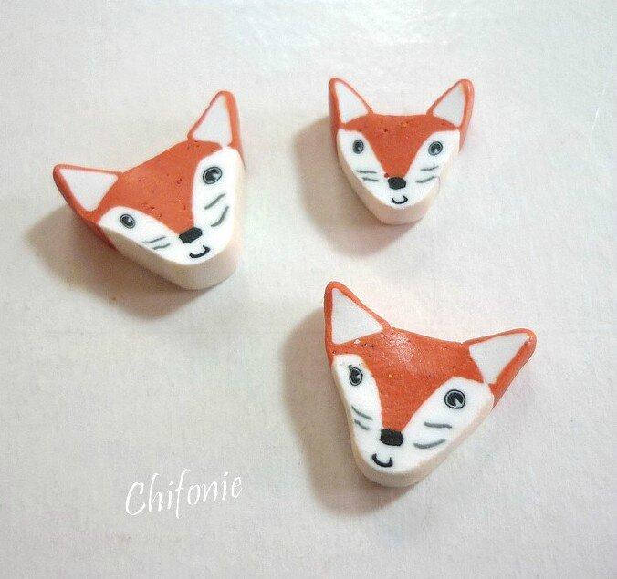 Fox cane_Canne Renard_4