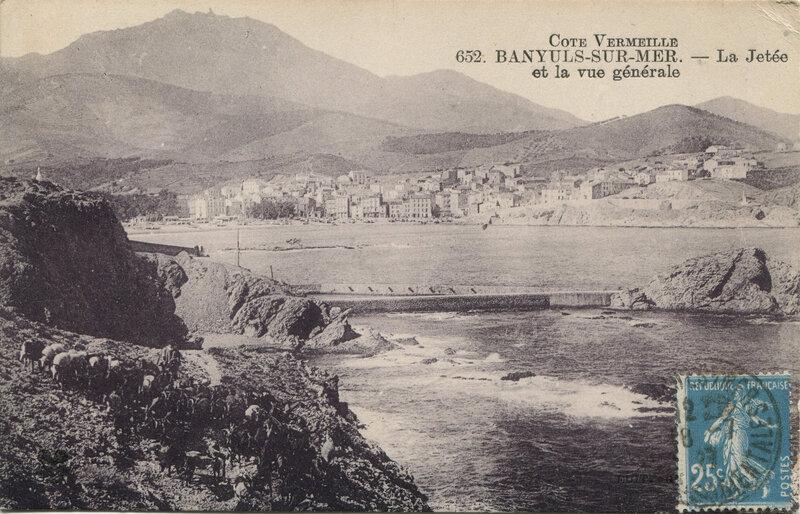 214 La Jetée et la vue générale 1927