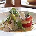 Un fish & chips chez Alain Ducasse {et recette du chef Adrien Trouilloud du <b>Rech</b>}