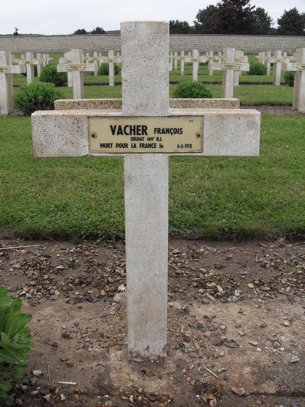 VACHER François