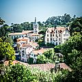 Portugal 13, Sintra ville et palais