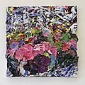 Zhuang <b>Hong</b> <b>Yi</b>: Paintings and Flowerbeds at Leslie Sacks Contemporary