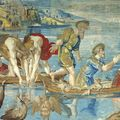 Raphael's Cartoons <b>and</b> Tapestries for the Sistine Chapel Announced at the V&A