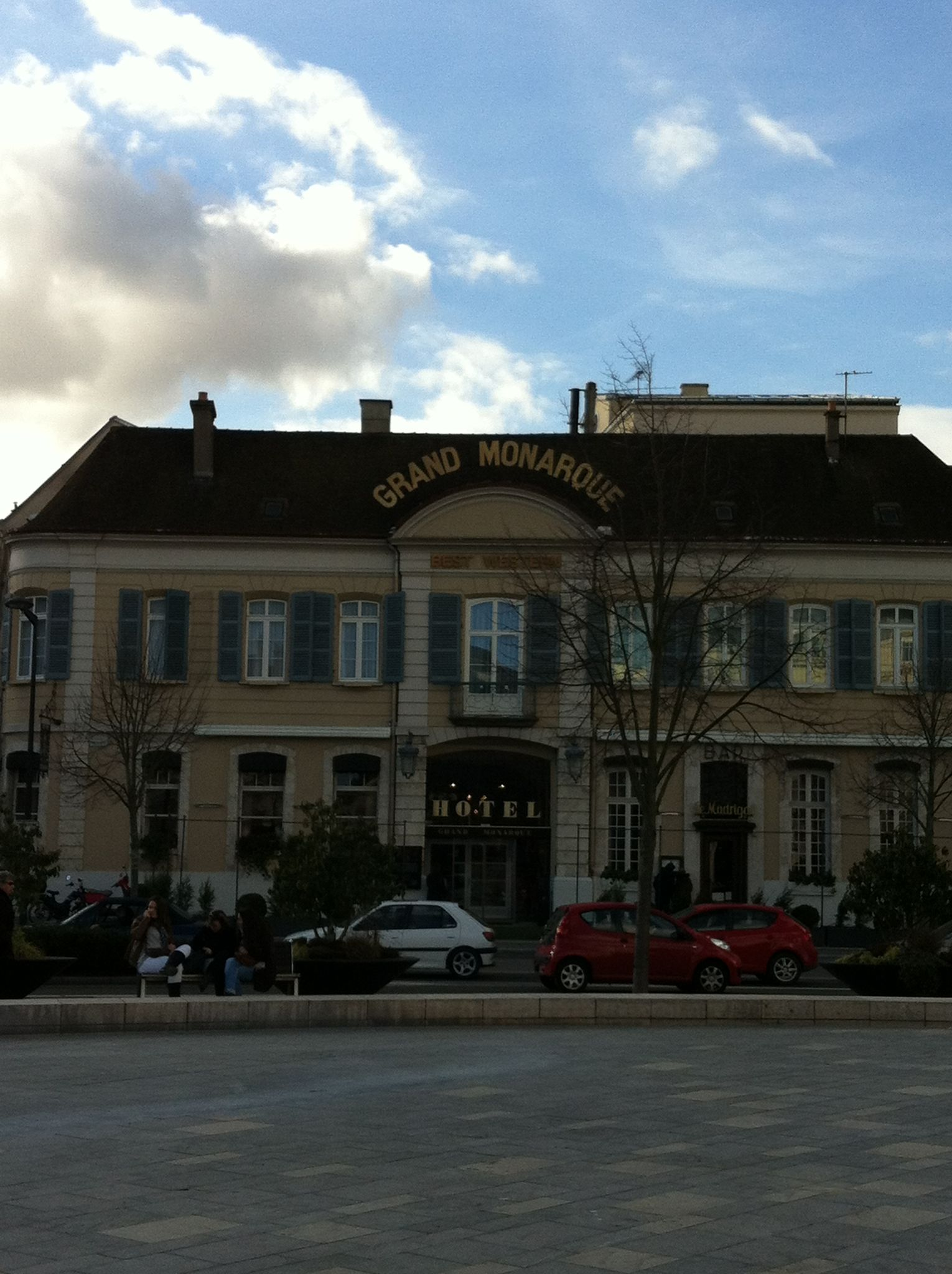 notre hotel