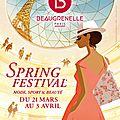 Bon Plan #SpringFestival au Centre <b>Beaugrenelle</b> (invit)