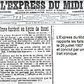 5 décembre 1916