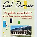 Musicales guil-durance 2017