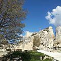 Le donjon, Château des Baux / France-Bouches-du-Rhône *Lloas