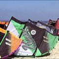 championnat de france de kite surf (Arcachon 26.04.10)