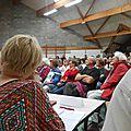 Journée festive et de débats à Drucat (80) contre la « ferme » des 1 000 vaches, avec Marie-Laure Darrigade, Secrétaire Nationale du PG en charge des questions de santé