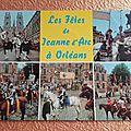Orléans - fêtes de Jeanne d'Arc