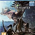 MH World PS4