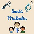 Lectures thématiQues : Santé / Maladie (- de 5 ans)