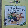 Clara Boss et les bisous volés, Ma sorcière adorée, <b>Nathan</b> 1991