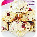 cookies olives vertes, coppa et comté - LA CUISINE DANNA PURPLE