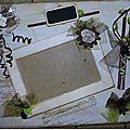 H2 - 2012 - Atelier de home déco: chassis décorés