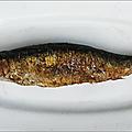 Délice de petite corruption : hareng rassis à la sauce de soja