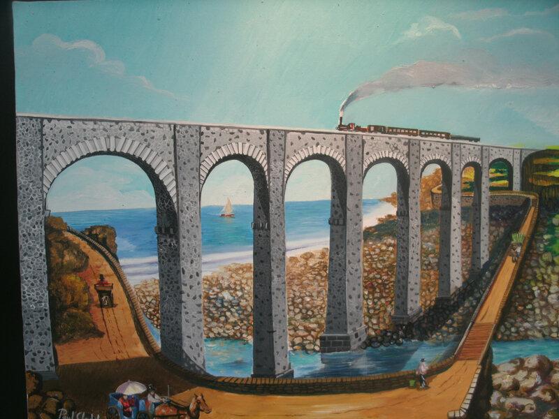 470-Le pont de la Grande Ravine St-Leu-15P