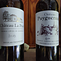 <b>Bordeaux</b> Primeurs 2019 : <b>Francs</b>-<b>Côtes</b> de <b>Bordeaux</b> : La Prade et Puygueraud, Castillon-<b>Côtes</b> de <b>Bordeaux</b> : Alcée