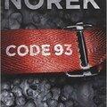 Code 93, d'olivier norek