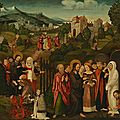 Bavarian State Painting Collections restitutes 'The Raising of <b>Lazarus</b>'