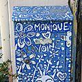Des boîtes à lettres à <b>Dieulefit</b> (Drôme) le 21 février 2016 (1)