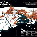 chine-The Pearl River Delta, 120 millions living in one megacity