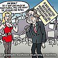 Les <b>prostituées</b> manifestent à Paris contre la pénalisation des clients