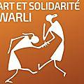 <b>Art</b> et solidarité Warli