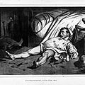 1834 - <b>Daumier</b>, Rue Transnonain