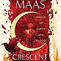 House of Earth and Blood, <b>Sarah</b> <b>J</b> Maas